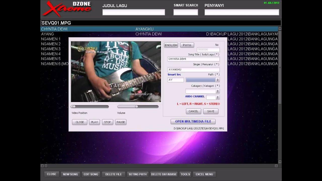Free Download Software Dzone Karaoke Xtreme Versi 7
