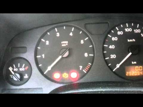 видео: opel astra g 99 считывание ошибок