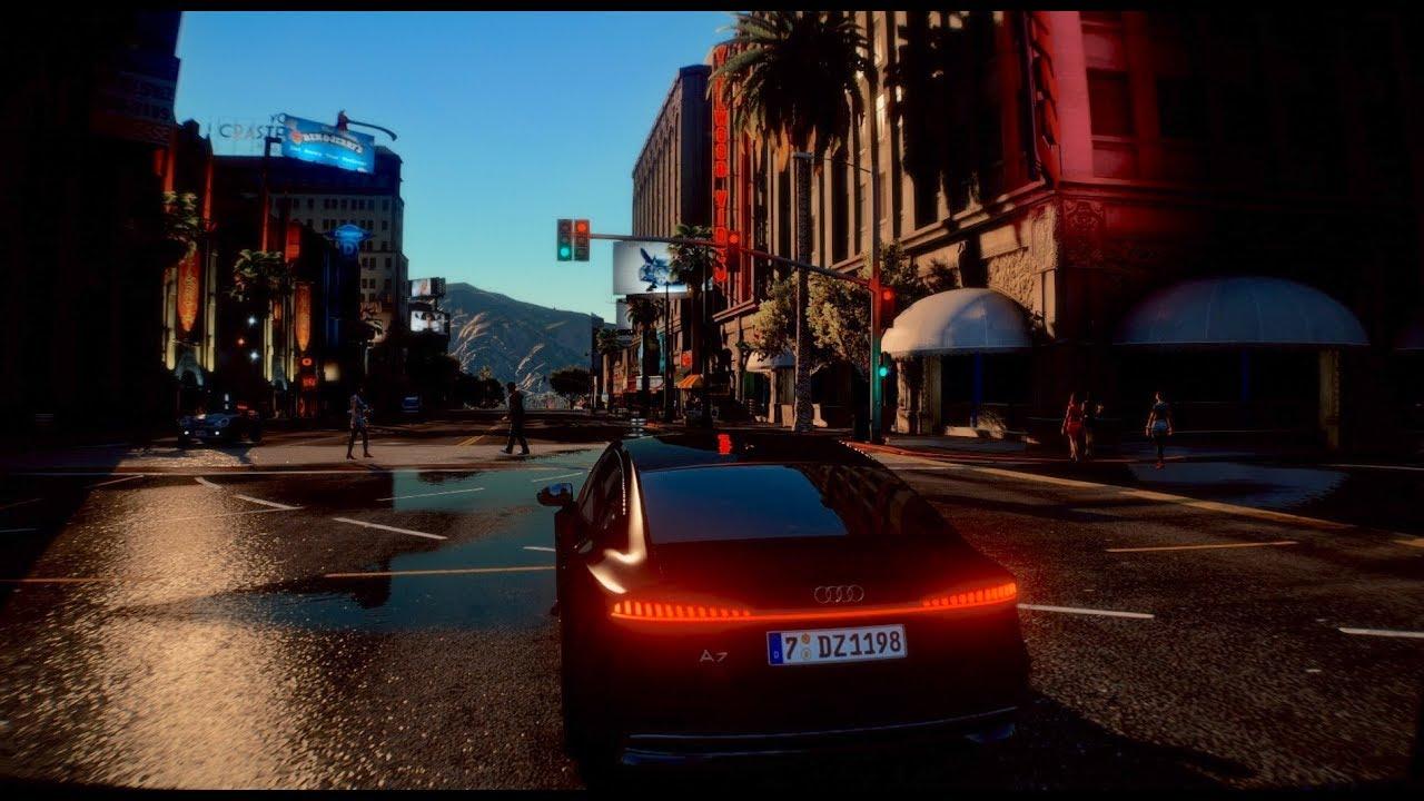 ★ GTA 6 CARS GAMEPLAY 2019 EDITION! GEFORCE RTX™ 2080 Ti - 60FPS Next-Gen Graphics! GTA V MOD