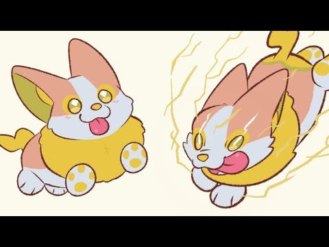 yamper-fan-art-compilation!-pokemon-sword-and-shield/nintendo-e3-new-pokemon-revealed!-fanart