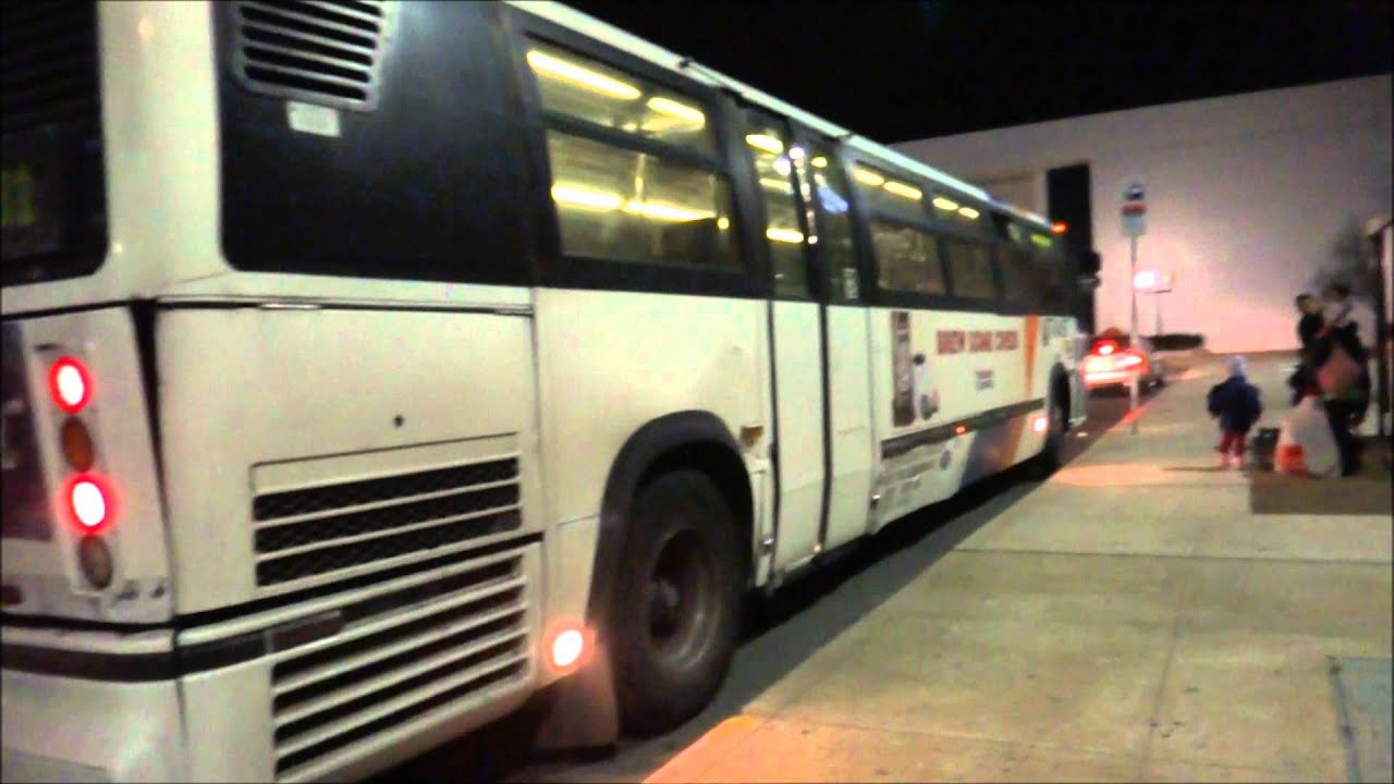 Nj Transit Veolia Bus Novabus Rts 06 1113 Amp 1121 On