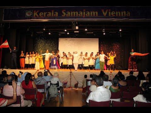 Kerala Samajam Vienna Onam 2017