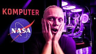 Mój komputer z NASA! Składam chłodzenie wodne na dwóch obiegach! Vlog #2 Mój Gaming Room!