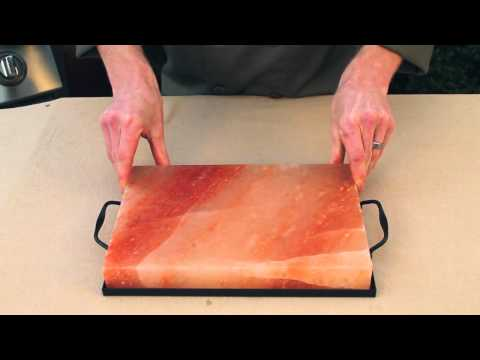 How to care for your Himalayan salt plate