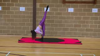 Acro Dance: Stretching & Warm Up