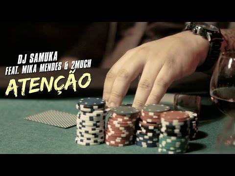 DJ Samuka Feat. Mika Mendes & 2Much - Atenção (Official Video UHD 4K)