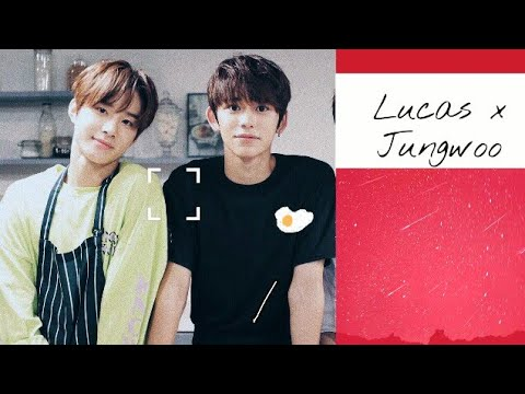 #LuJung 루정 Lucas x Jungwoo : 월하소년  I Know You Know ♥
