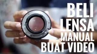 Download lagu Lensa BOKEH blur harga dibawah 1 juta cocok buat video MP3