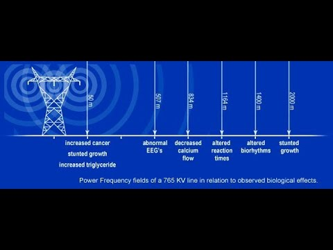 High Voltage Lines & Towers | EMF | lifestyle | Health #VLOG | - YouTube