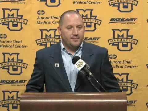 Marquette Signing Day Press Conference - Part 2