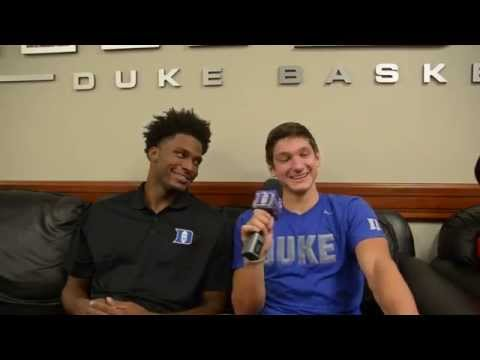 1 on 1 with the Freshmen: Justise Winslow