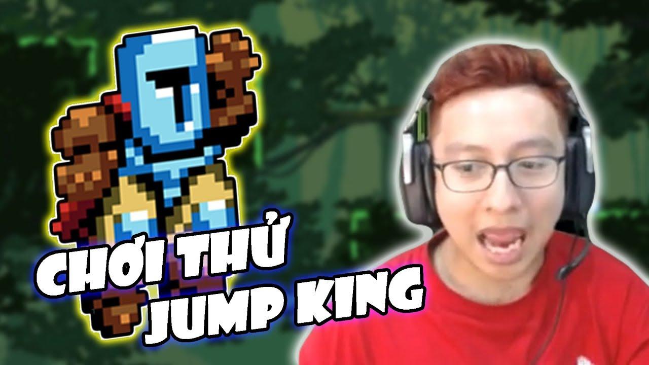 [JUMP KING] NGƯỜI CHƠI JUMP KING BÌNH TĨNH NHẤT THẾ GIỚI