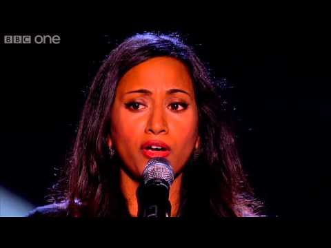The Voice UK 2013   Abi Sampa performs 'Stop Crying Your Heart Out'   Blind Auditions 6   BBC One