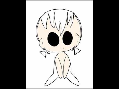 Lần đầu vẽ trên ibisPaint x (xấu qué)