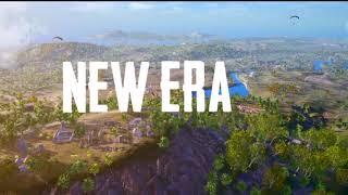 Pubg Mobile map update New Era