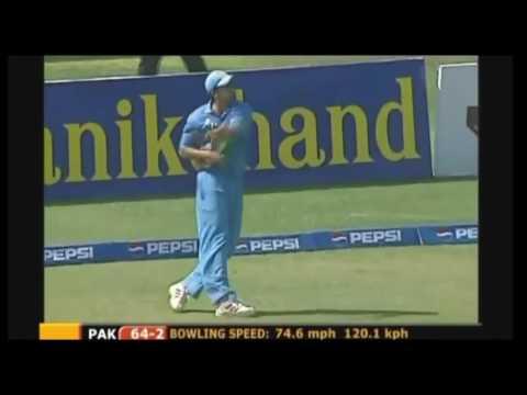 India Vs Pakistan  best ODI match ever