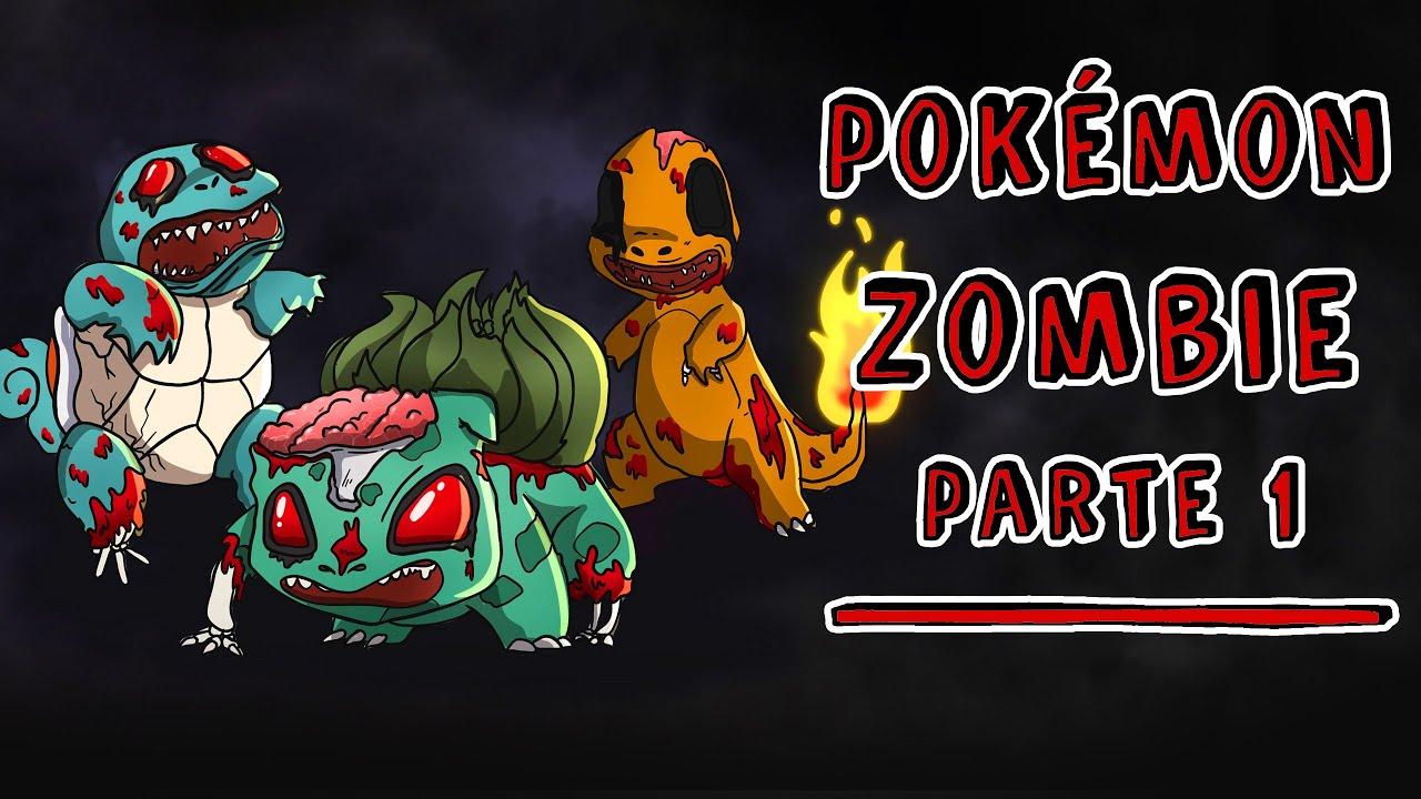 Pokémon Beta Zombie 💀 #Parte 1 | Historia de Terror Draw My Life