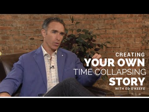 What is Time Collapsing ~ from author Ed O'Keefe