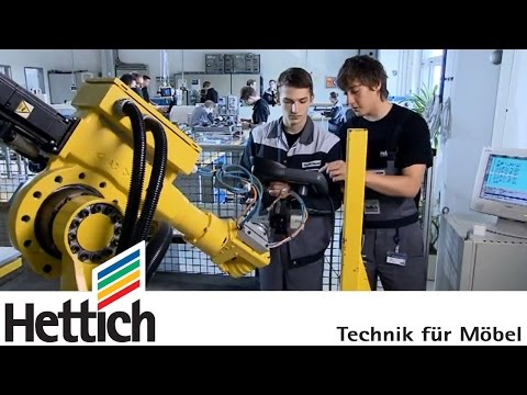 Apprenticeships at Hettich