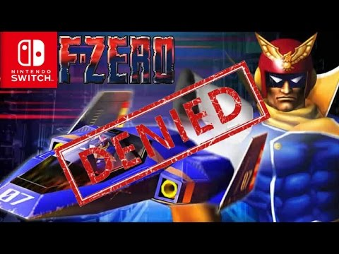 F Zero Switch?? (Not Likely)