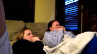 Human Centipede reaction to poop scene