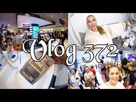 SSW 24 l SEPHORA Eröffnung in Frankfurt l Videos drehen & Technik Fail l Vlog 372
