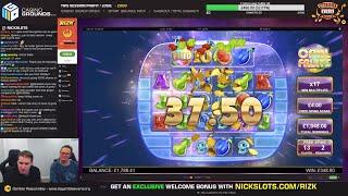 Casino Slots Live - 25/10/19 *SPECIAL GUEST: NIK ROBINSON, BTG CEO!*