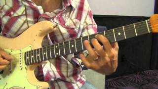 Jimi Hendrix - Purple Haze - Guitar Lesson
