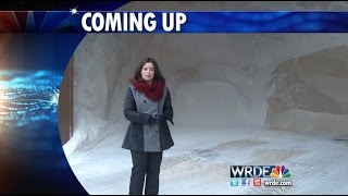 TONIGHT ON WRDE News- Snow Emergency Plan in Effect:
