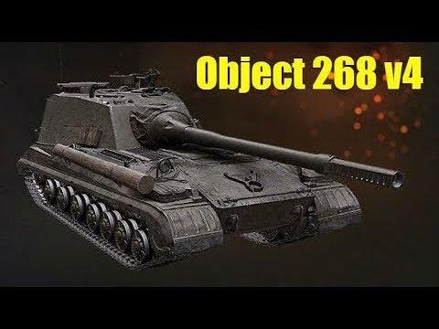 Pokaż co potrafisz !!! #1120 – Najlepszy czołg w grze ? Object 268 V4