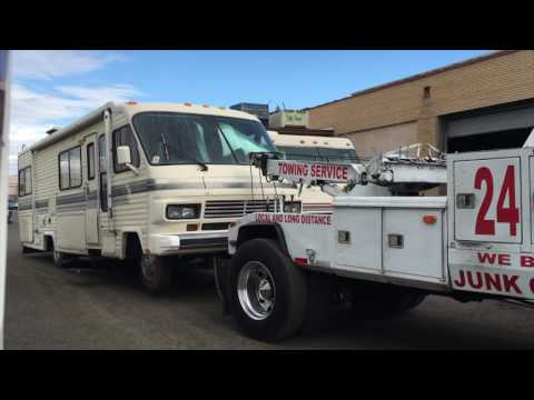 Revive your RV with salvaged RV parts!