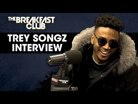 Trey Songz Discusses New Film 'Blood Brothers', New Music And The Culture Of Journalism