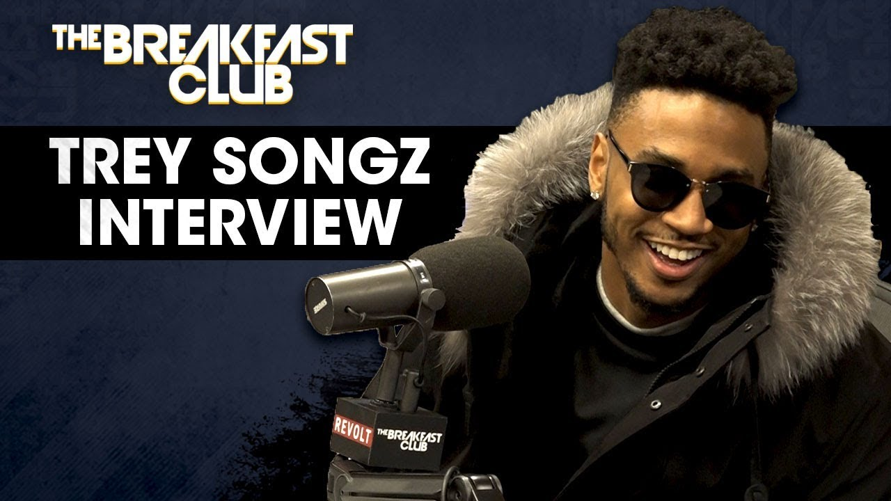 Download Trey Songz Discusses New Film 'Blood Brother', New Music And The Culture Of Journalism