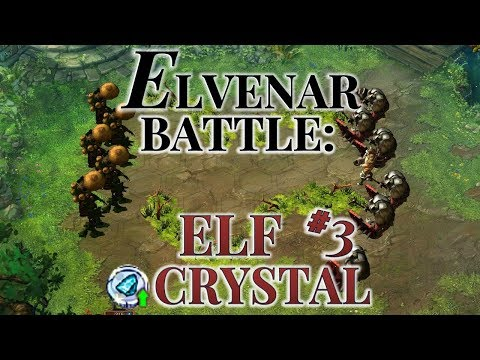 Elvenar Battle - Elves Crystal Tournament # 3