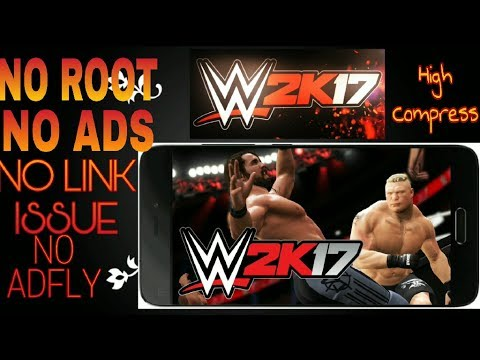 WWE 2K17 HIGH COMPRESSED HOW TO DOWNLOAD FOR ANDROID WITH GAMEPLAY--PSP-100%WORKING LINK(HINDI/URDU) - 동영상