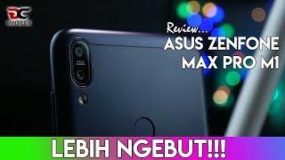 REVIEW ASUS ZENFONE MAX PRO M1 RAM 6GB/64GB, Buat Maen Game Lebih Ngebut!!