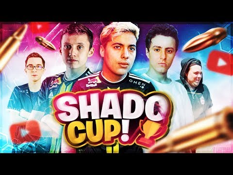 17h Reprise TOURNOIS DES YOUTUBEURS #ShadoCup by Start - Fortnite - Shadobass thumbnail