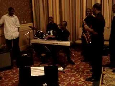 Little Rock Central High Jazz Combo - Freestyle Jam Session