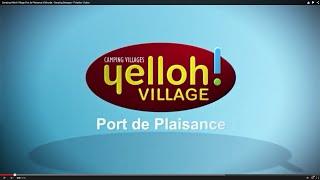 Camping Yelloh! Village Port de Plaisance à Bénodet - Camping Bretagne - Finistère - Océan