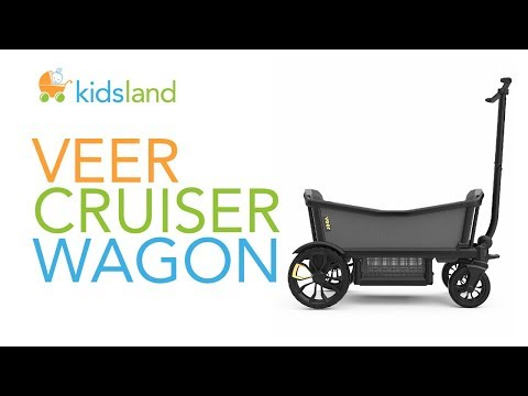 2018-veer-cruiser-wagon-stroller-//-newborn---5+-years-//-introduction-guide-by-kidsland