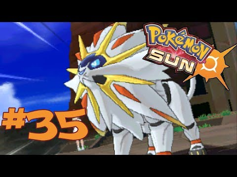 Let's Play Pokemon Sun- Episode 35: BEST CATCH PERIOD!