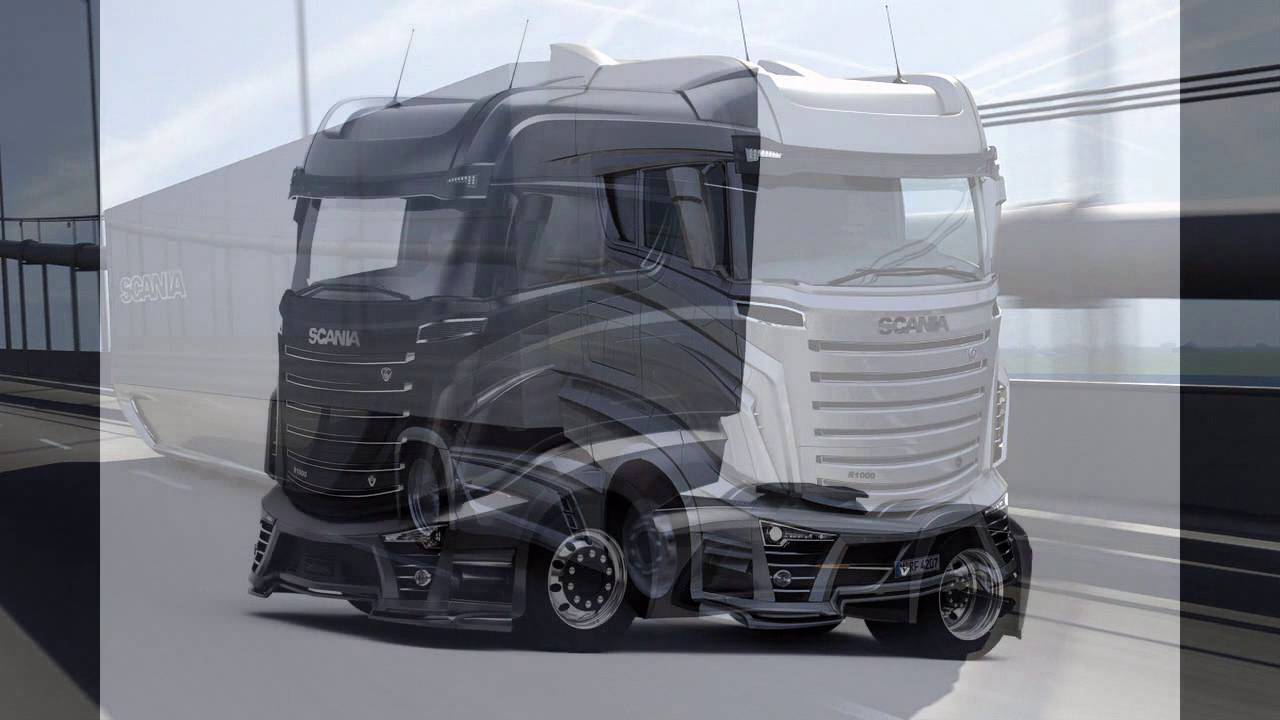 scania r1000 new truck 2016 youtube. Black Bedroom Furniture Sets. Home Design Ideas