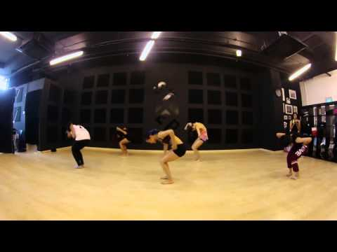 Man On A Wire (The Script) | Contemporary 1 Open Class | Step