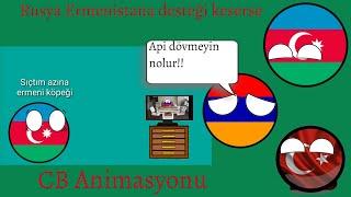 Rusya Ermenistan'a desteği keserse-CB Animasyonu