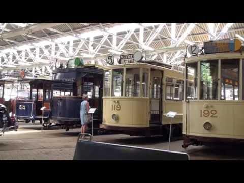 Tram museum Rotterdam open dag 6 augustus 2016