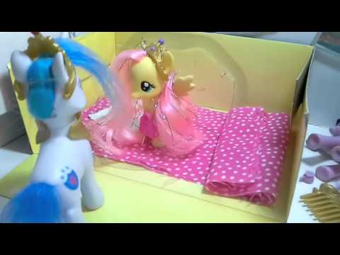 Мой маленький пони. Дружба это чудо. Видео для детей. My little pony Princess Cadence