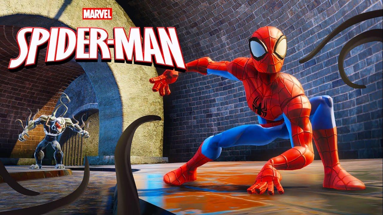 Spiele Spiderman