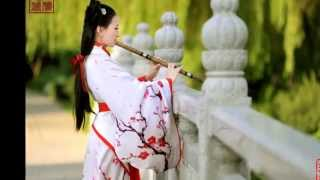Beautiful Chinese Music - Chinese Zither and Bamboo Flute 5