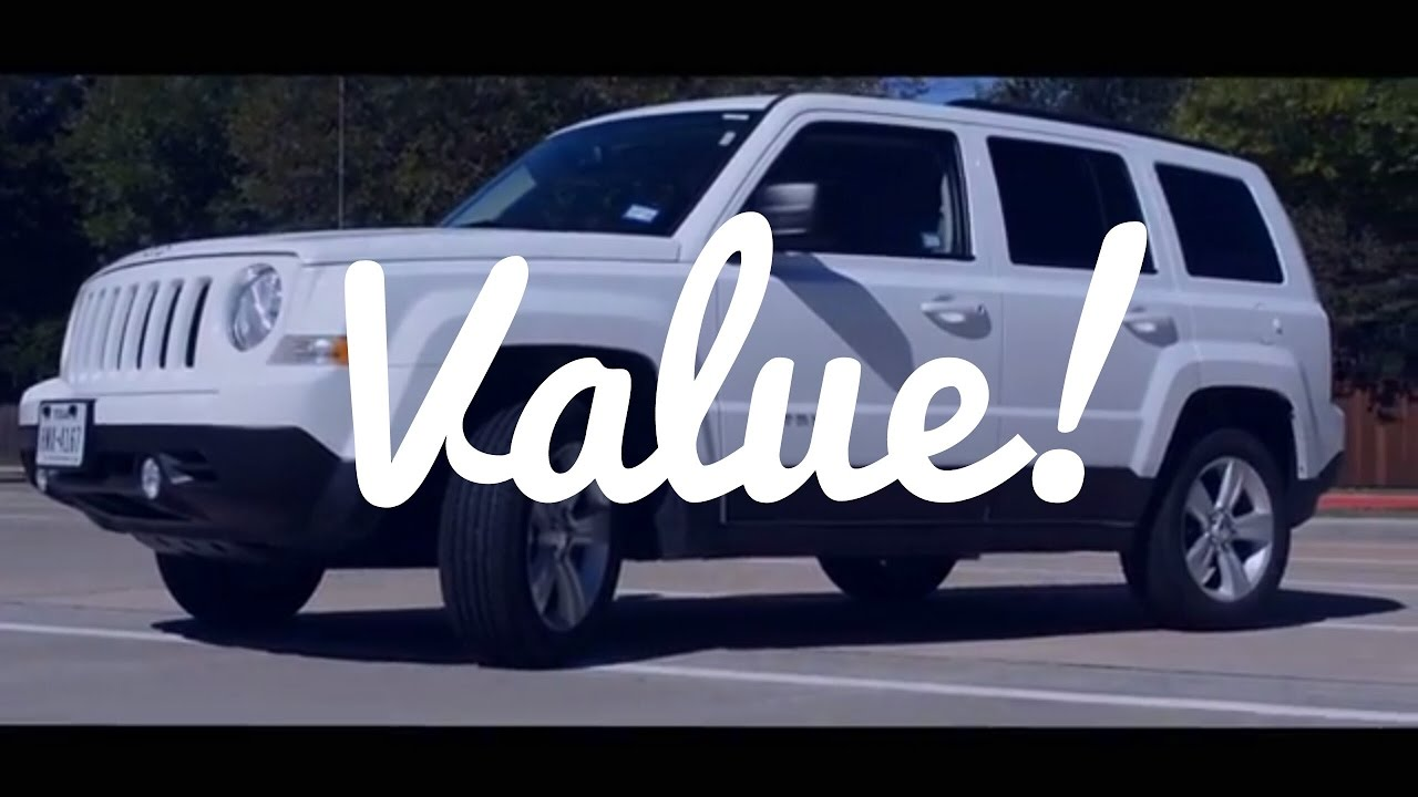 2017 Jeep Patriot In Depth Review