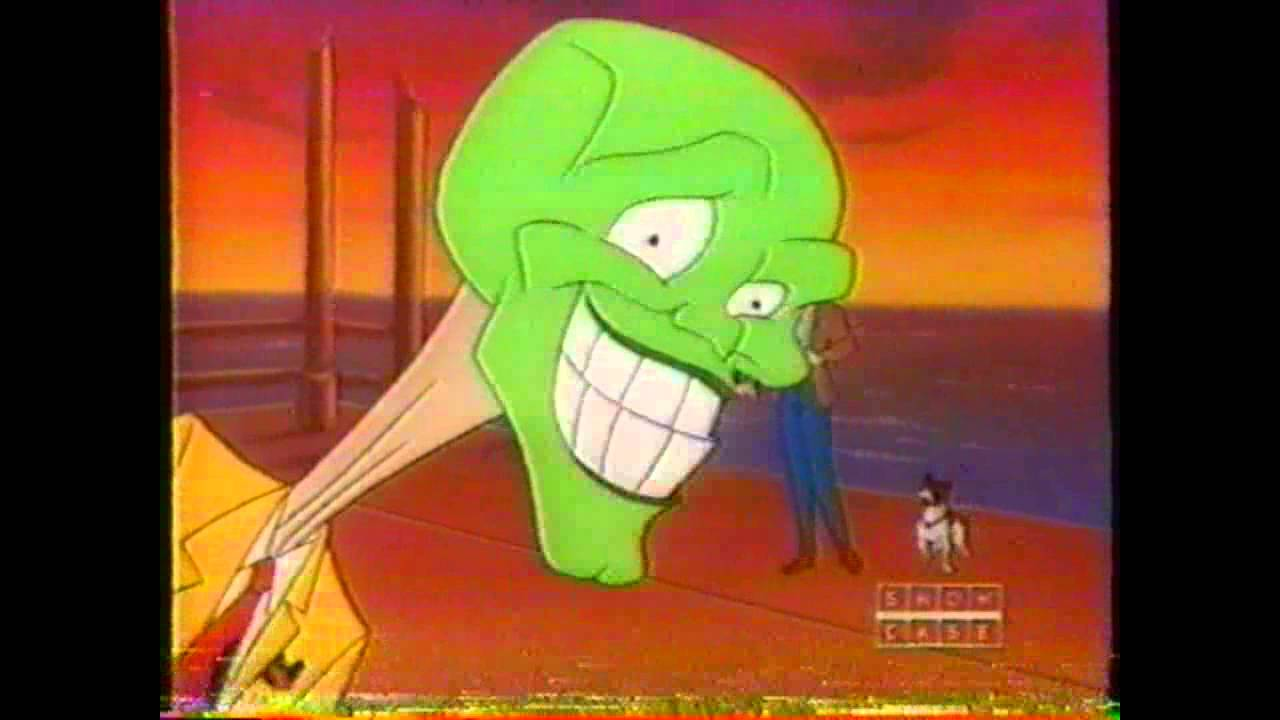 the mask animated series commercial 1996 youtube